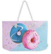Doughnuts Treat Weekender Tote Bag