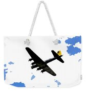Flying For Home Weekender Tote Bag