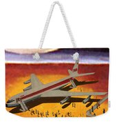 Flying From A Strange Place Weekender Tote Bag