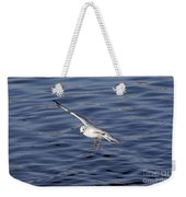 Flying Gull Weekender Tote Bag by Michal Boubin