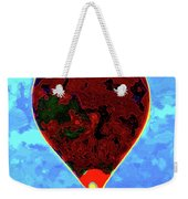Flying High - Hot Air Balloon Weekender Tote Bag