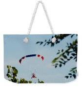 Paraplane Flying High Weekender Tote Bag