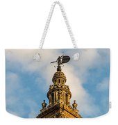 Flying Into The Clouds Weekender Tote Bag