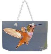 Flying Jewel Weekender Tote Bag
