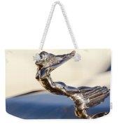 Flying Lady Hood Ornament Weekender Tote Bag