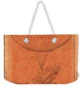 Flying Machine - 01c02 Weekender Tote Bag