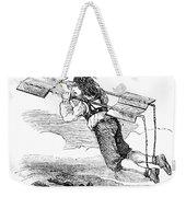 Flying Machine, 1678 Weekender Tote Bag