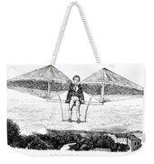 Flying Machine, 1807 Weekender Tote Bag