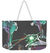 Flying Men Weekender Tote Bag