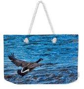 Flying Over Rough Waters Weekender Tote Bag