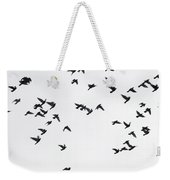 Flying Pigeons Weekender Tote Bag