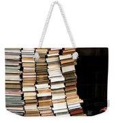 Flying Pigs And Books Weekender Tote Bag