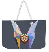 Flying Progress Weekender Tote Bag