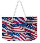 Flying Proud Weekender Tote Bag by Steve Gadomski