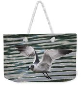 Flying Seagull Weekender Tote Bag