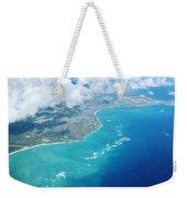 Flying To Paradise Weekender Tote Bag