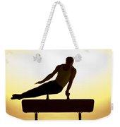 Flying Warm Weekender Tote Bag