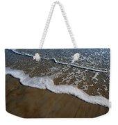 Foamy Water Weekender Tote Bag