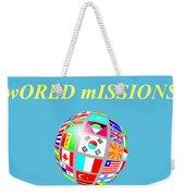 Fofmi Missions Tshirt Weekender Tote Bag