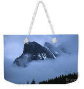 Fog And Clouds Weekender Tote Bag