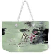 Fog And Flowers Weekender Tote Bag