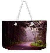 Fog In The Redwoods Weekender Tote Bag