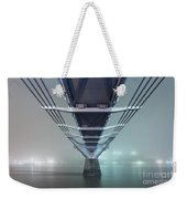 Fog - Millennium Bridge Weekender Tote Bag