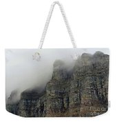 Fog On The Mountains Weekender Tote Bag