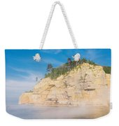 Foggy Afternoon  Weekender Tote Bag