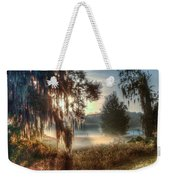 Foggy Dreamworld 2 Weekender Tote Bag
