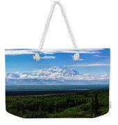 Foggy Valley  Weekender Tote Bag