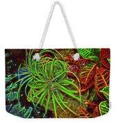 Foliage Abstract 3698 Weekender Tote Bag