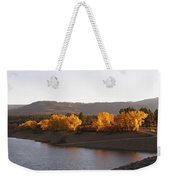 Foliage At Jackson Lake Weekender Tote Bag