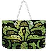 Foliage Pattern Weekender Tote Bag