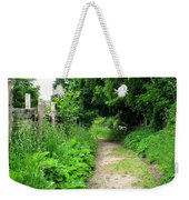 Follow Weekender Tote Bag