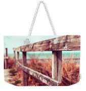 Follow Me Weekender Tote Bag
