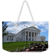 Follow The Steps Weekender Tote Bag