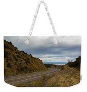 Follow The Winding Road Weekender Tote Bag