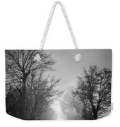 Follow Your Dreams    Monochrome Weekender Tote Bag