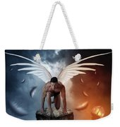 Following The  Lights Weekender Tote Bag