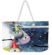 Following The Stars Weekender Tote Bag