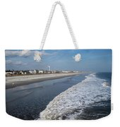 Folly Beach Charleston Sc Weekender Tote Bag