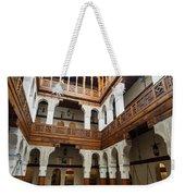 Fondouk El-nejjarine Built Weekender Tote Bag