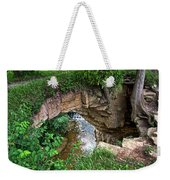 Fonferek Glen Rock Bridge And Falls Weekender Tote Bag