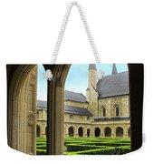 Fontevraud Abbey Weekender Tote Bag