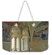 Fontevraud Abbey Refectory, Loire, France Weekender Tote Bag
