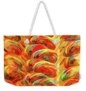 Food - Candy - Lollipops Weekender Tote Bag