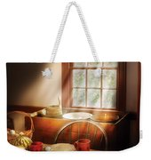 Food - Sunday Brunch Weekender Tote Bag by Mike Savad