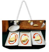 Food 2 Weekender Tote Bag