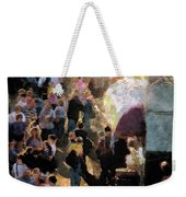 Food Alley At The Country Fair Weekender Tote Bag